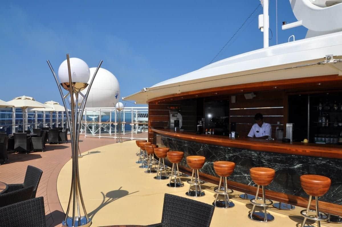 MSC Cruises Yacht Club Review on Splendida