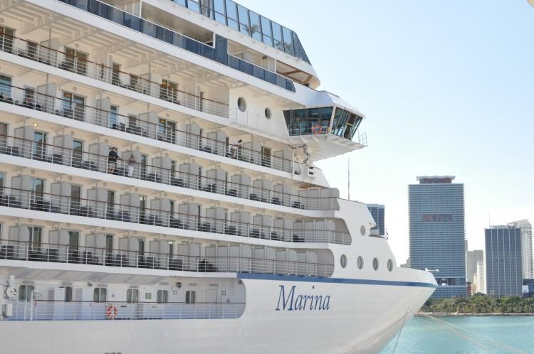 Oceania Marina Cruises to Cuba begin in March 2017
