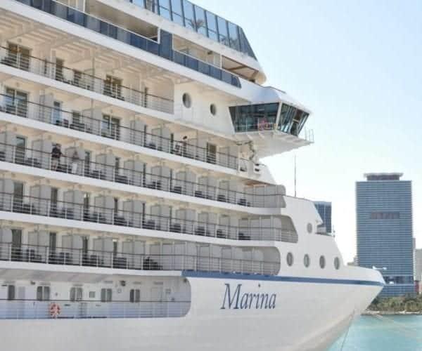 Oceania Marina Free wifi
