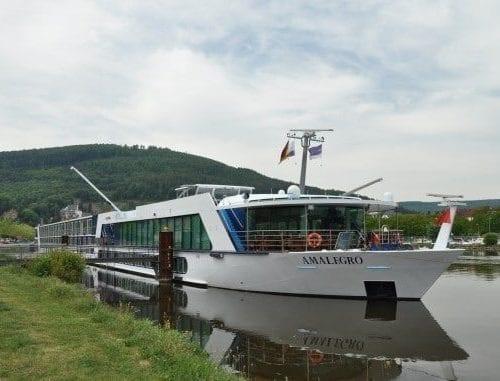 AMAWaterways AMALegro on the Rhine river