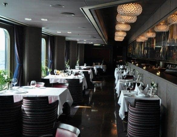 Holland America Eurodam Pinnacle Grill specialty dining