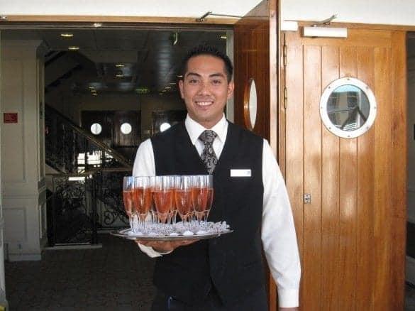 Azamara Journey welcome aboard