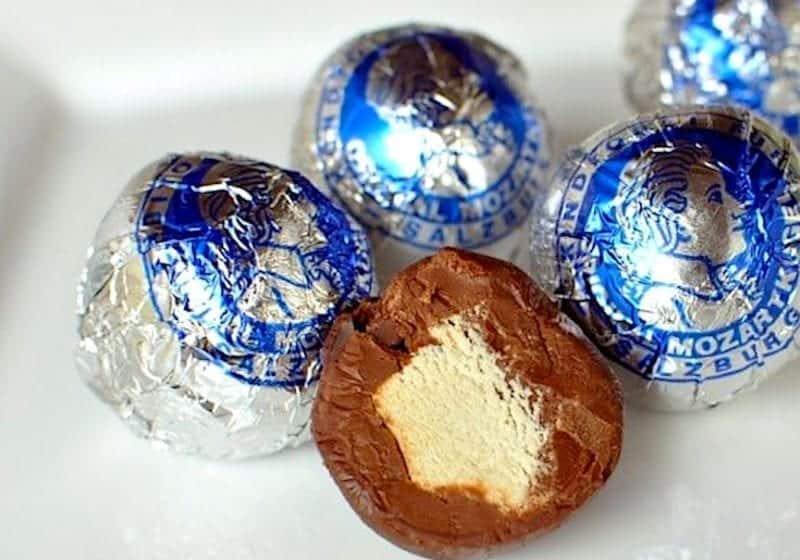 Bite into Salzburg's Signature Chocolate Candy: Mozart Balls