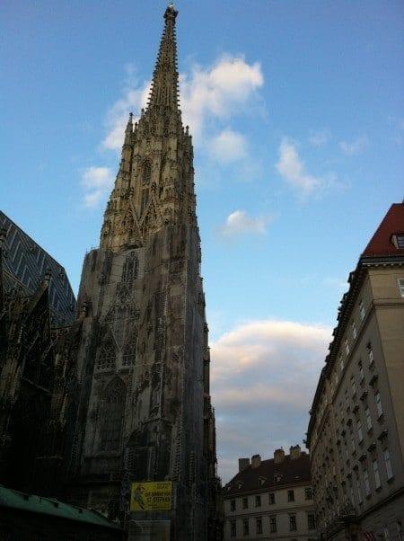 St Stephens Cathedral Vienna Austria