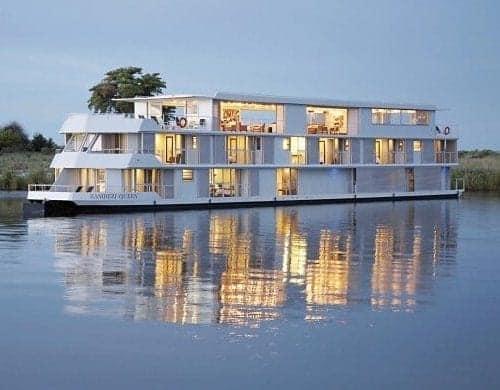 AmaWaterways and Zambezi Queen river cruise