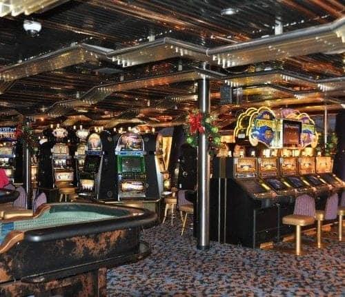Carnival Ecstasy Crystal Palace Casino