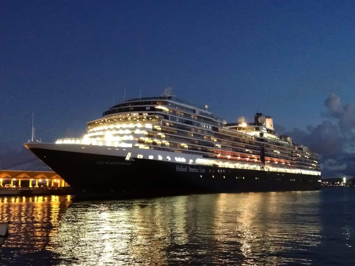 cruise line cancellation policy due to coronavirus Holland America