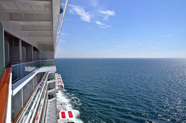 Norwegian Epic Cruise Sea Day