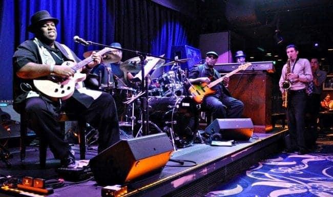 Norwegian Epic Slam Allen Blues Band