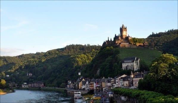 Reichsburg Castle Cochem Germany
