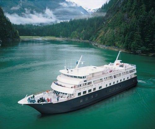 InnerSea Discoveries and American Safari Cruises in Alaska