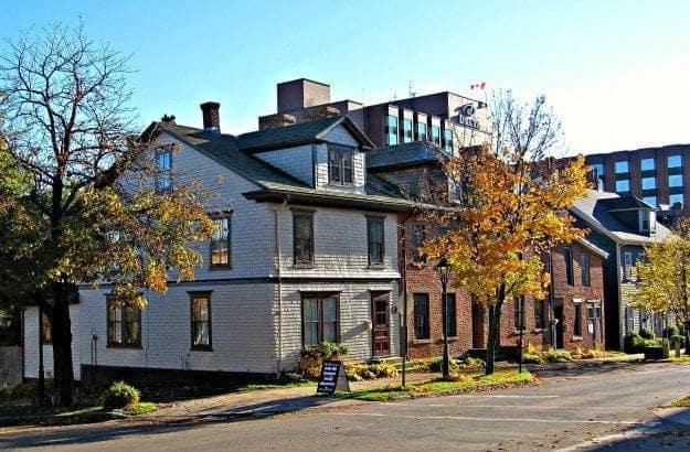 Charlottetown Prince Edward Island street