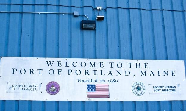 Portland Maine Old Port