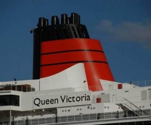 Cunard Line Queen Victoria