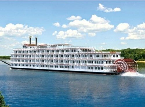 American Cruise Lines Queen of the Mississippi