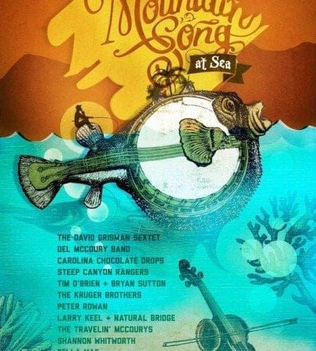 Mountain Song at Sea Bluegrass Festival