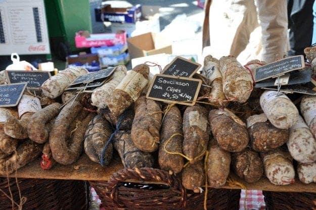 Aix en Provence Market day