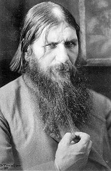 Grigori Rasputin, 1915