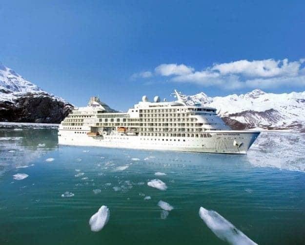 Regent Seven Seas Navigator Alaska