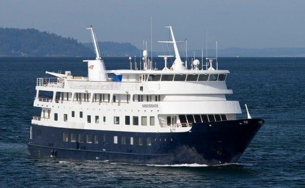 American Safari Cruises Safari Endeavour