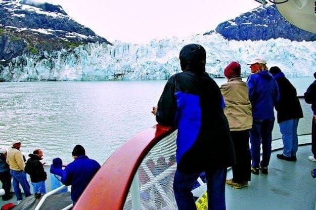 Safari Endeavour in Glacier Bay
