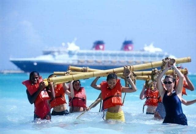 Teens and tweens activites on Disneys Castaway Cay Bahamas