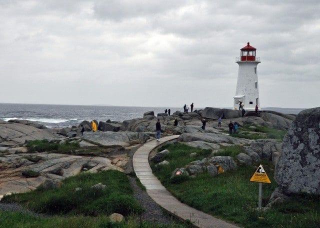 Peggys Cove Halifax Nova Scotia