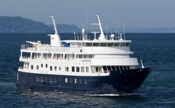 American Safarai Cruises Safari Endeavour