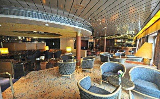 Holland America Maasdam Ocean Bar