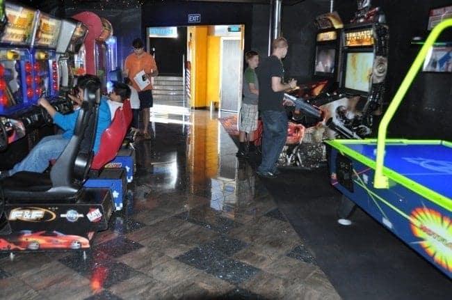 Carnival Ecstasy video arcade