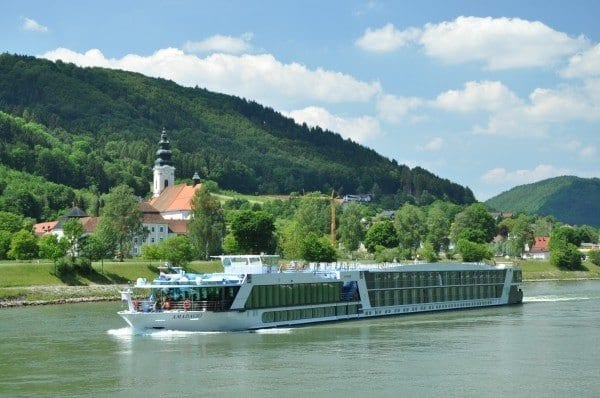 AmaWaterways AmaDagio on the Rhine river