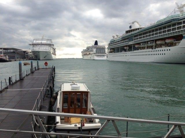 Venice Cruise Terminal