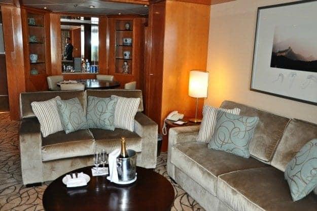 Celebrity Cruises Suite Infinity