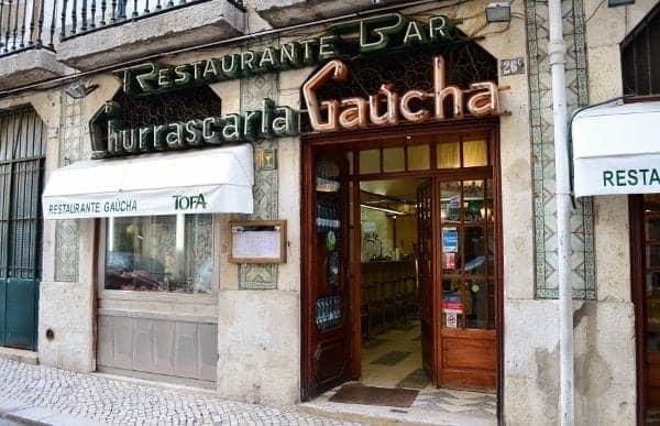 Brasilian-style Churrascaria in Lisbon.