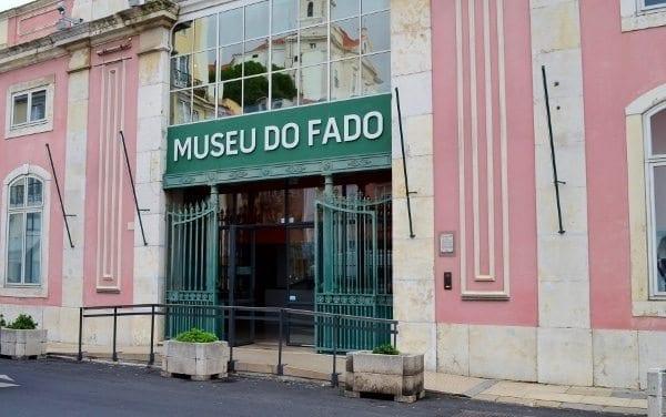 Fado Museum in Lisbon.
