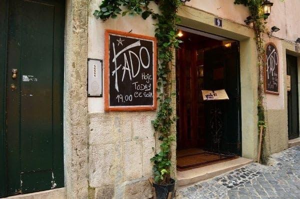 Fado restaurant in Al Fama District