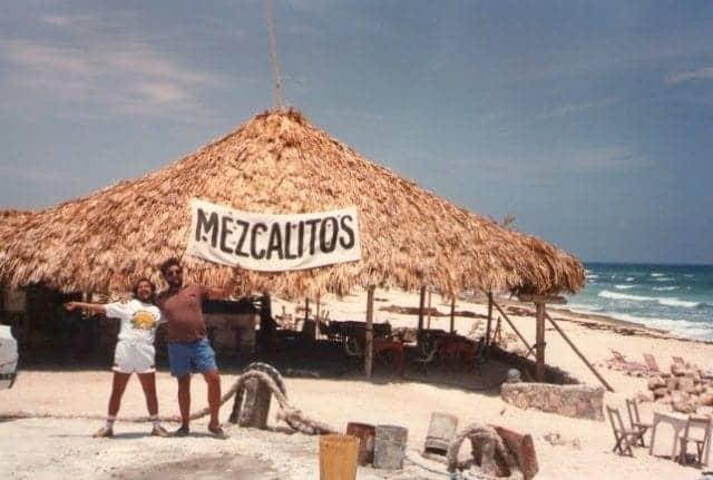 Mezcalitos Restaurant and Bar in Cozumel