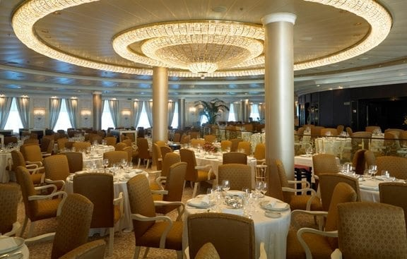 Oceania cruises introduces new menu aboard oceania riviera for 1st international salon of photography kula 2013