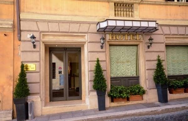 Hotel Barocco Rome Italy