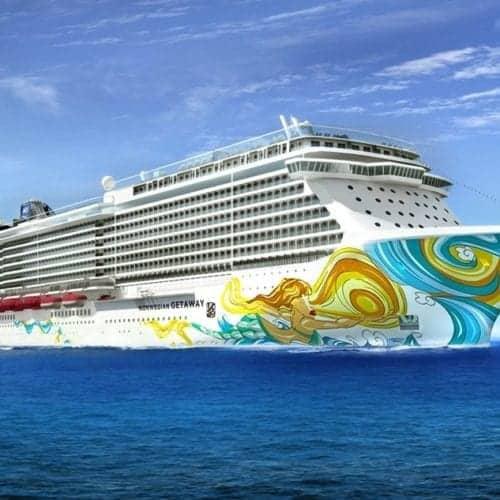 Norwegian Cruise Line cruise.