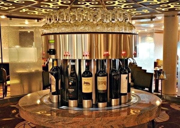 Celebrity Enomatic Wine Dispenser