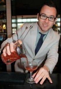 Josh Durr cocktail creator.