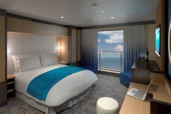 Quantum of the Seas Virtual Balcony