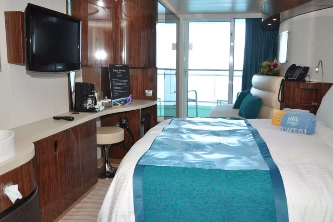 Understanding the Six Types of Norwegian Epic Balcony Staterooms
