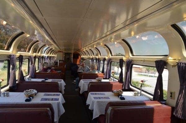Amtrak Coast Starlight Train Reviews And Photos