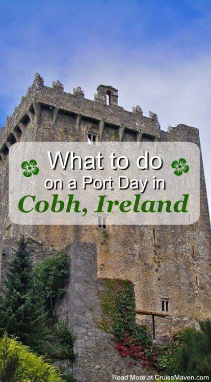 Cobh Ireland at Blarney Castle