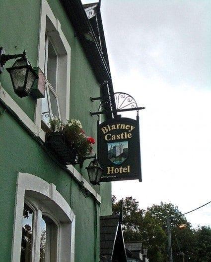 Blarney Hotel in Blarney Ireland
