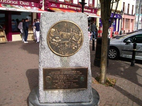 Monument to the Titanic Survivors