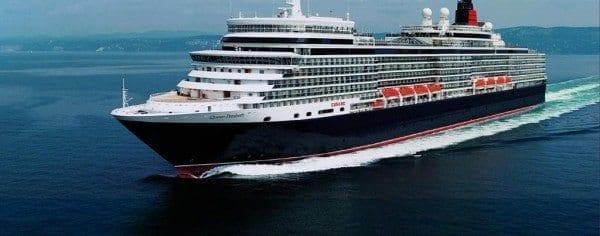 Cunard Line's Queen Elizabeth