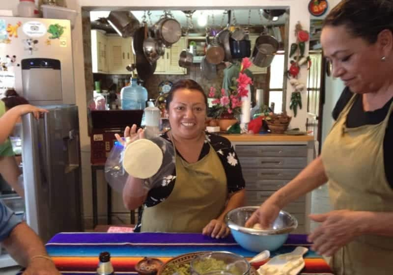 Cruising to Cozumel? Learn Mexican Cooking at Josefina's Kitchen